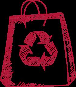pentel recycology red pen
